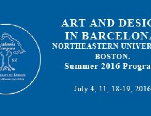 ART AND DESIGN IN BARCELONA. NORTHEASTERN UNIVERSITY, BOSTON. Summer 2016 Program.